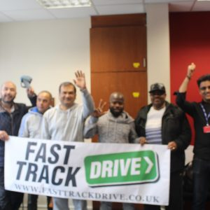 successful fast track drive students