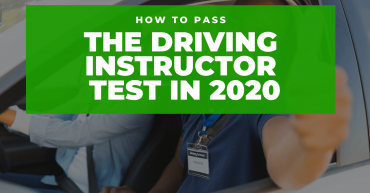 Driving Instructor Test Training