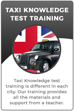 Wolverhampton Taxi Knowledge Test