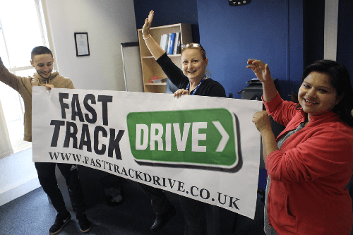 About us Fast Track Drive