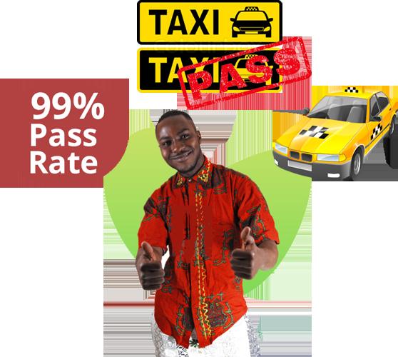 Pass Wolverhampton Taxi test
