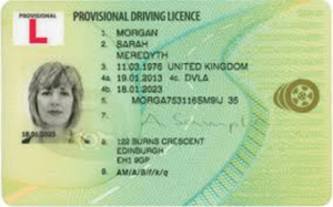 You need a provisional driving licence to book your driving theory test